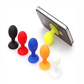 cheap Phone Mounts & Holders-Desk Mount Stand Holder Adjustable Stand New Design Rubber Holder