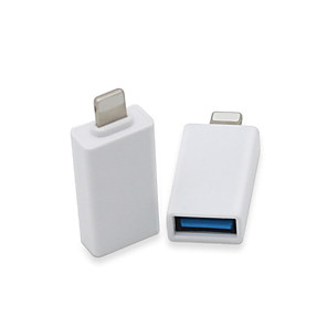 cheap Card Reader-OTG Adapter For Lightning To USB For iPhone 7 8 6s Plus 11Pro Max X XS XR Kit Converter For iPad iOS 12 13 Connect