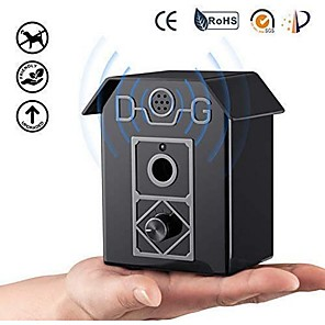 cheap Dog Training & Behavior-Dog Training Anti Bark Device Adjustable Ultrasonic Dog Pets Anti Bark Automatic Adjustable Flexible Plastic Ultrasonic For Pets Small Dog Medium Dog Large Dog / Safety