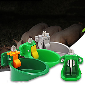 cheap Other Phone Case-Sheep Water Bowls Drinking Tool Goat Pig Feeders Animal Feeder Plastics Automatic Drinking Trough Livestock Supplies