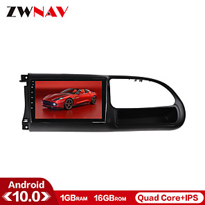 cheap Car DVD Players-ZWNAV 9 inch 1din 1GB 16GB Android 10.0 Car GPS Navigation Car MP5 Player Car Stereo Player Car Multimedia Player CarPlay WIFI For Ford Transit 2010-2016