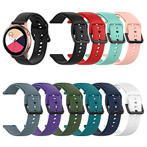 cheap Smartwatch Bands-Watch Band for Huawei Watch GT2 42mm / MagicWatch 2 42MM Huawei Sport Band Silicone Wrist Strap