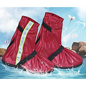 cheap Shoes Covers & Rainshoes-PVC(PolyVinyl Chloride) Shoe Cover Unisex Sports & Outdoor Black / Red / Blue