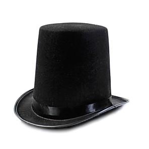 cheap Party Hats-Plain Plaids Hats with Solid 1 Piece Tea Party / Horse Race Headpiece