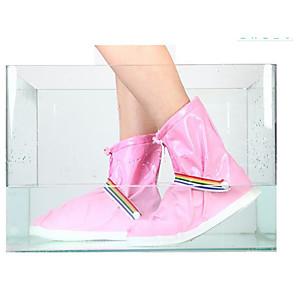 cheap Shoes Covers & Rainshoes-PVC(PolyVinyl Chloride) Shoe Cover Unisex Sports & Outdoor Black / White / Blue