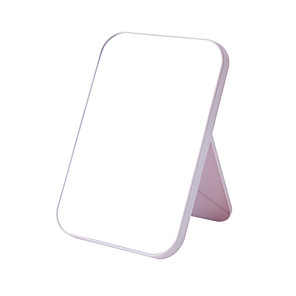 cheap Car DVD Players-Cosmetic Mirrors Women / Best Quality / Pro Makeup 1 pcs Plastic Quadrate Universal / Daily / Cosmetic Fashion / Modern Desk / Daily Wear / Professional Daily Makeup / Halloween Makeup / Party Makeup