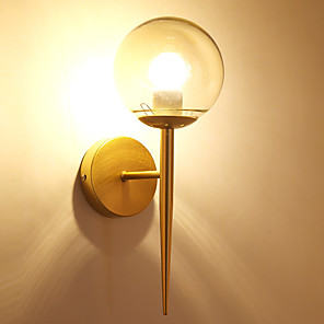 cheap Samsung Case-Mini Style Modern Wall Lamps & Sconces Bedroom / Dining Room Wall Light