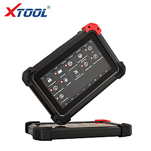 cheap OBD-XTOOL Xtool EZ400 pro Diagnostics Tool Scanner OBD2 Key programmer with Immobilizer and EPB DPF Odometer Adjustment functions update online