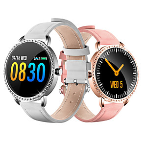 cheap Smartwatches-H7 Women's Smartwatch Android iOS Bluetooth Waterproof Heart Rate Monitor Blood Pressure Measurement Distance Tracking Information Pedometer Call Reminder Activity Tracker Sleep Tracker Sedentary
