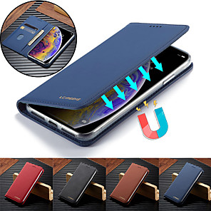 cheap Samsung Case-Luxury Case for Samsung Galaxy S20 S20 Plus S20 Ultra S10 S10E S10 Plus S9 S9 Plus S8 S8 Plus A51 A71 A10/M10 A20 A30 A40 A50 A70 A20E Note 10 Note 10 Plus Phone Case Leather Flip Wallet Magnetic Cove