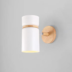 cheap Indoor Wall Lights-Led Wall Lamp Fashion Warm Children's Room Simple Wall Lamp Bedroom Bedside Wall Lamp