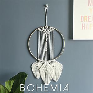 cheap Dreamcatcher-Scandinavian Bohemian tapestry decorative dream catcher (excluding lamps)