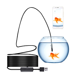 cheap Microscopes & Endoscopes-8 mm lens wifi Endoscope 1m/2m/3.5m/10m Working length Waterproof Portable Wireless