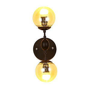 cheap Indoor Wall Lights-Creative Modern Contemporary Wall Lamps & Sconces Bedroom / Study Room / Office Metal Wall Light 220-240V 40 W