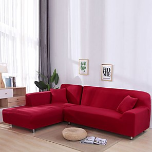 cheap Sofa Cover-Sofa Cover Stretch Cheap Slipcovers Soft Durable Couch Cover 1 Piece Spandex Jacquard Fabric Washable Furniture Protector Armchair Loveseat L-shape