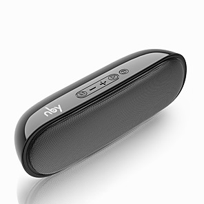 cheap Portable Speakers-NBY 4070 Original New Arrival Wireless Speaker Popular Design BT Speaker Supported OEM Soundbar Factory