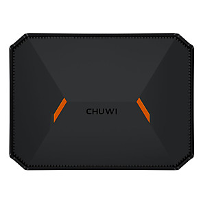 cheap Cell Phones-CHUWI Herobox Mini PC Computer Fanless Desktop Intel Gemini- Lake N4100 Windows10 OS Quad Core 64 bit 1.1GHz to 2.4GHz 8GB RAM 180GB ROM Expandable to 1T HDD HDPC 2.2 BT 4.0 and Dual WIFI