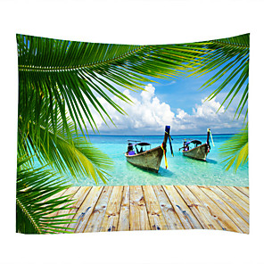 cheap Wall Stickers-Classic Theme Wall Decor 100% Polyester Contemporary Wall Art, Wall Tapestries Decoration