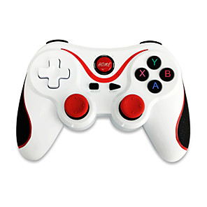 cheap Smartphone Game Accessories-Wireless Game Controllers For Android / iOS ,  Bluetooth Game Controllers ABS 1 pcs unit