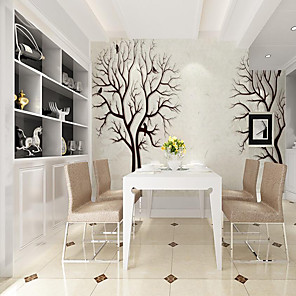 cheap Wall Stickers-Friendship Tree Custom Self-adhesive Mural Wallpaper Art Map Suitable For Bedroom Living Room Coffee Shop Restaurant Hotel Wall Decoration Art