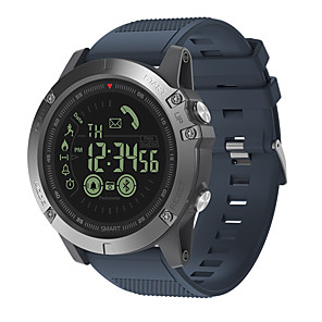 cheap Smartwatches-VIBE3 Unisex Smartwatch Android iOS Bluetooth Heart Rate Monitor Blood Pressure Measurement Sports Long Standby Exercise Record Timer Stopwatch Pedometer Call Reminder Sleep Tracker