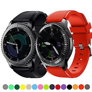 cheap Wall Stickers-20 22mm watch band For Samsung Galaxy watch 46mm 42mm active 2 gear S3 Frontier strap huawei watch GT 2 strap amazfit bip 47 44