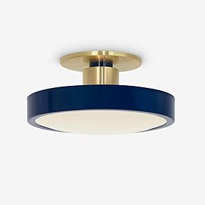 cheap Dimmable Ceiling Lights-QIHengZhaoMing 40 cm Globe Design Semi-Flushmount Lights Metal Modern 110-120V / 220-240V