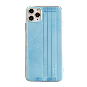 cheap Car DVR-Case For Apple iPhone 11 / iPhone 11 Pro / iPhone 11 Pro Max Pattern Back Cover Solid Colored TPU