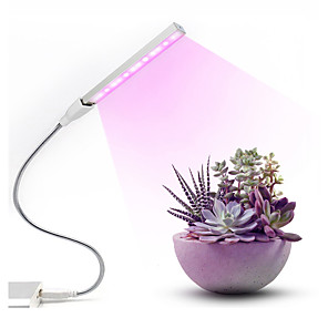 cheap Plant Growing Lights-Grow Light LED Plant Growing Light USB DC 5V Fitolampy For Plants Red Blue Led Plant Grow Light Lamps Full Spectrum Led Grow Lights Bulb Phytolamp