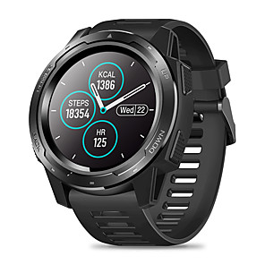 cheap Smartwatches-VIBE 5 Unisex Smartwatch Android iOS Bluetooth Heart Rate Monitor Blood Pressure Measurement Sports Long Standby Exercise Record Timer Stopwatch Pedometer Call Reminder Sleep Tracker