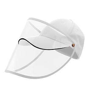 billige Personlig beskyttelse-full ansiktsbeskyttelse / tåkefri tynnspytt / beskyttende lue / solbeskyttende sykkel / gjennomsiktig uv-beskyttelse / ansiktsblokkerende lue / fiskerhatt / flekk bomulls beskyttende