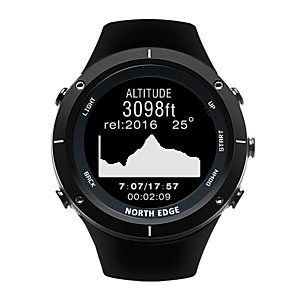 cheap Smartwatches-Zeblaze RANGE Men's Smartwatch Android iOS Bluetooth Heart Rate Monitor Blood Pressure Measurement Sports Long Standby Exercise Record Timer Stopwatch Pedometer Call Reminder Sleep Tracker