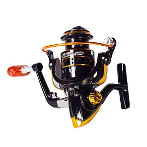 cheap Fishing Reels-Fishing Reel Spinning Reel 5.5:1 Gear Ratio+6 Ball Bearings Hand Orientation Exchangable Sea Fishing / Fly Fishing / Bait Casting