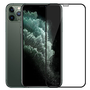 cheap iPhone Screen Protectors-10Pcs Glass on iPhone 11 Pro Max Full Screen Tempered Glass Film For iPhone XS Max / XR / XS / X Full Screen Explosion-Proof Film Anti-fingerprint Full Cover