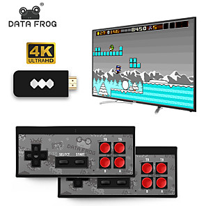 cheap Action Cameras-Retro Game Built in 568 Classic Games Mini 4K Y2 Video Game Console Retro Game Console,HDMI HD Built-in Classic Video Games USB Handheld Retro Gamepad Controller, Home HD Y2 classic video game console
