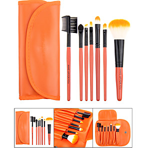 cheap iPhone Cases-Professional Makeup Brushes 7pcs Full Coverage Plastic for Makeup Brushes Makeup Brush