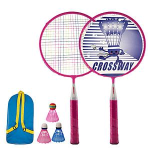 cheap Samsung Case-Y401Badminton Rackets 2pcs Children's kid's Ferroalloy Lightweight / Low Windage / Anti-Slip Indoor Outdoor