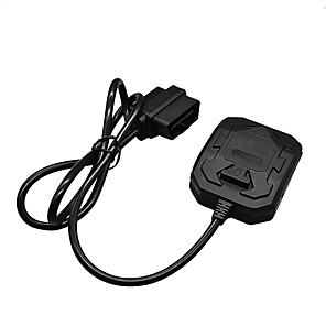 cheap Fitness Gear & Accessories-Latest OBD Wave Box Optimization Computer Optimization Automatic Gearbox Reduces Gear Shifting Stagnation Improves Fuel Economy and Power Optimization