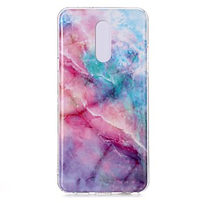 cheap Other Phone Case-Case For LG LG Stylo 5 / LG K30 Ultra-thin / Pattern Back Cover Marble TPU