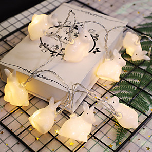 cheap Wedding Decorations-LED Lights Plastic Shell 1 Piece Easter