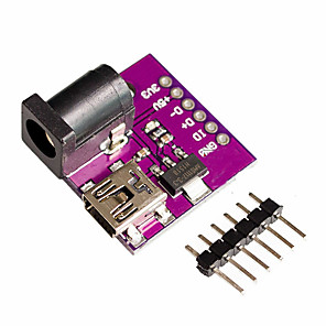 cheap Motherboards-AMS1117 Power Supply Module Mini USB 5V/3.3v Arduino