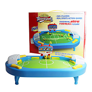 cheap Stuffed Animals-1 pcs Soccer Game Table Arcade Game Plastic Exquisite Decompression Toys Family Interaction Football Adults Children's All Party Favors  for Kid's Gifts