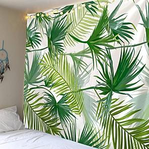 levne Tapety-klasický motiv / bohémský nástěnný dekor 100% polyester klasický / bohémský nástěnný umění, dekorace tapisérií na zeď