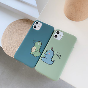 cheap iPhone Cases-Case for Apple scene map iPhone 11 X XS XR XS Max 8 Cartoon pattern fine frosted TPU material all-inclusive mobile phone case WT