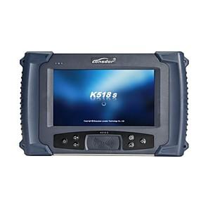 cheap OBD-LONSDOR K518S OBD-II Key Programmer Basic Version No Token Limitation Support All Makes Update Version of SKP1000 Vehicle Diagnostic Scanners