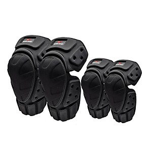cheap Makeup Brush Sets-N / A Knee Brace / Elbow Strap / Elbow Brace for Bike / Cycling Safety Gear 1 set Other / Stainless Steel + Plastic