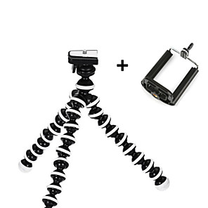cheap Selfie Sticks-Octopus Flexible Tripod Stand Gorillapod for Phone Telefon Mobile Phone Smartphone Dslr and Camera Table Desk Mini Tripod