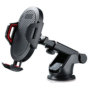 cheap Phone Mounts & Holders-Windshield Gravity Sucker Car Phone Holder Holder For Phone In Car Support Smartphone