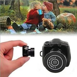 cheap CCTV Cameras-Y2000 Mini Camera Camcorder HD 1080P Micro DVR Camcorder Portable Webcam Recorder Camera