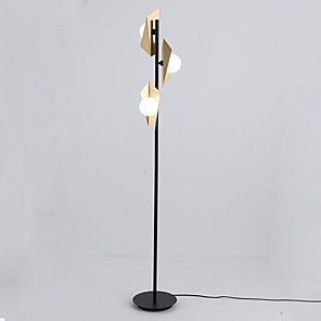cheap Table Lamps-Floor Lamp Eye Protection Modern Contemporary / Nordic Style For Living Room / Bedroom Metal 200-240V / 110-120V